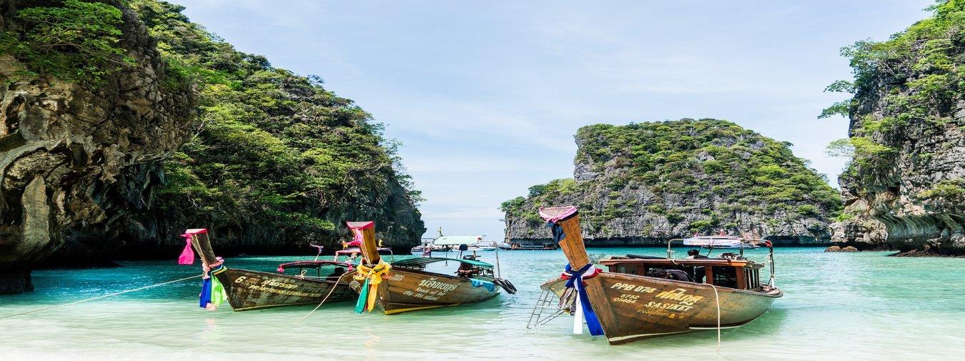 Romantic Thailand with Phuket and Krabi