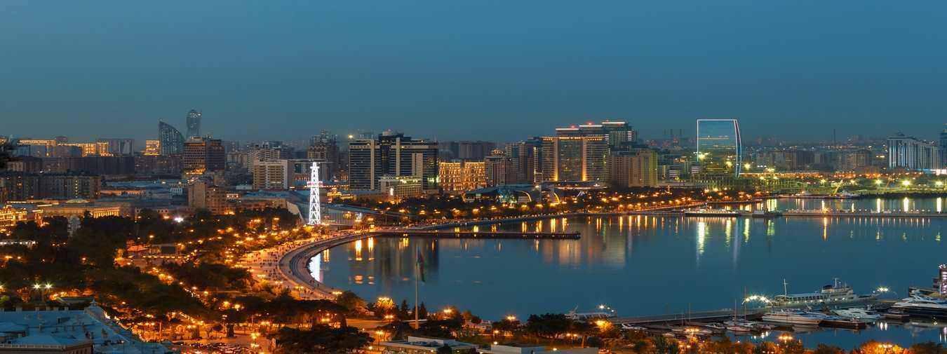 Glimpse of Baku