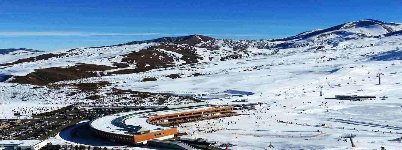 Azerbaijan Ski Special
