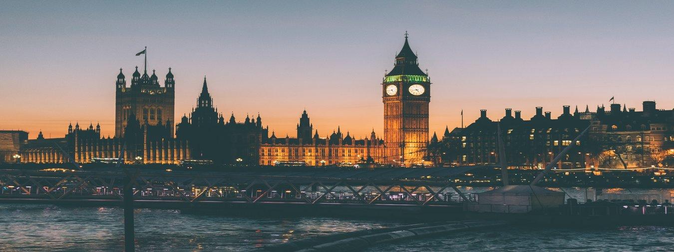 Scotland from London