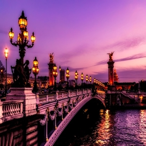 Ludwigs Dream with Paris