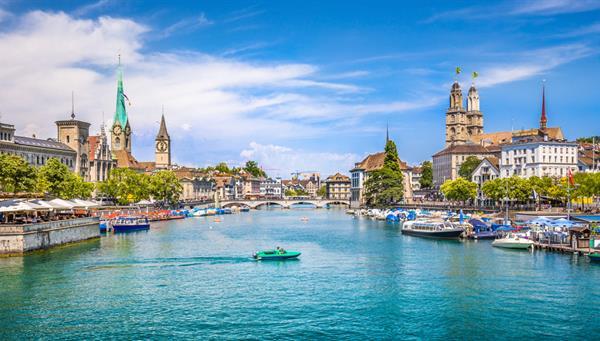 From Zurich to Paris
