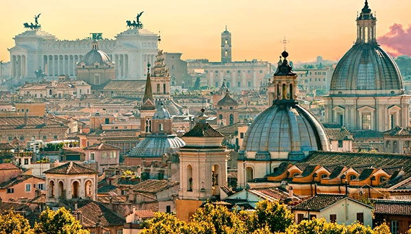 Essential Italy and Austria End Budapest