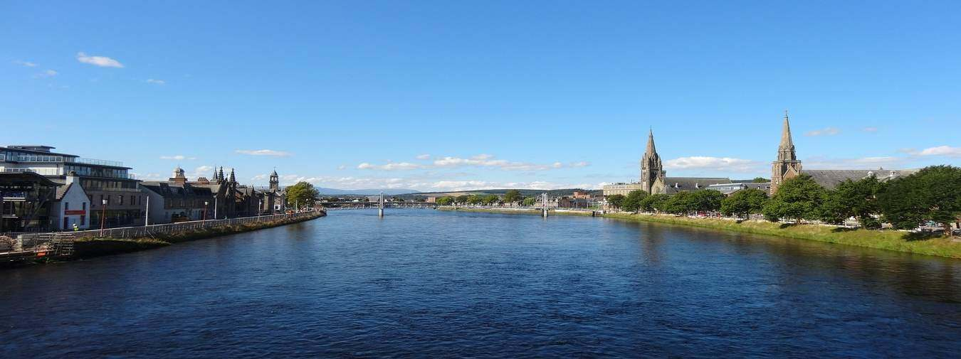 Best of London, Edinburgh and Inverness