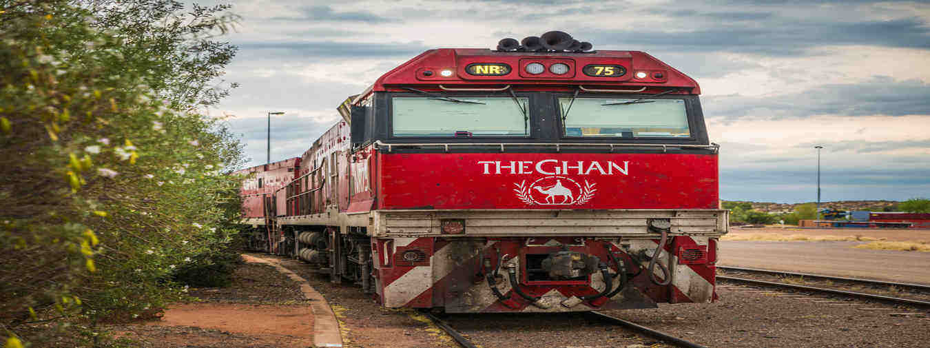 Luxurious Outback Expedetion with The Ghan