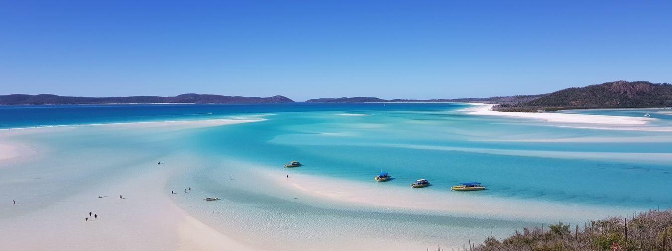 Romantic Australia with 3 Nights Hamilton Island