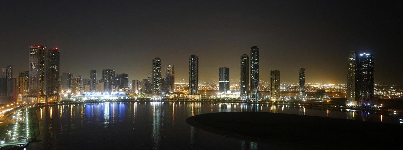 Stunning Sharjah