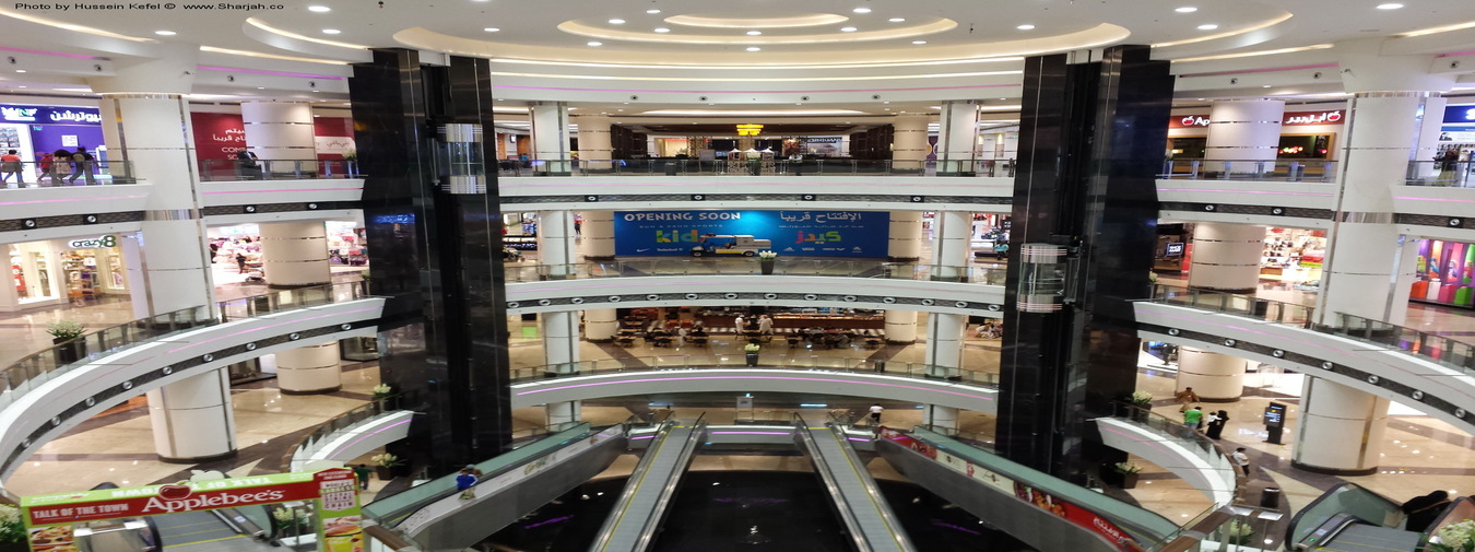 Sharjah Shopping Experience
