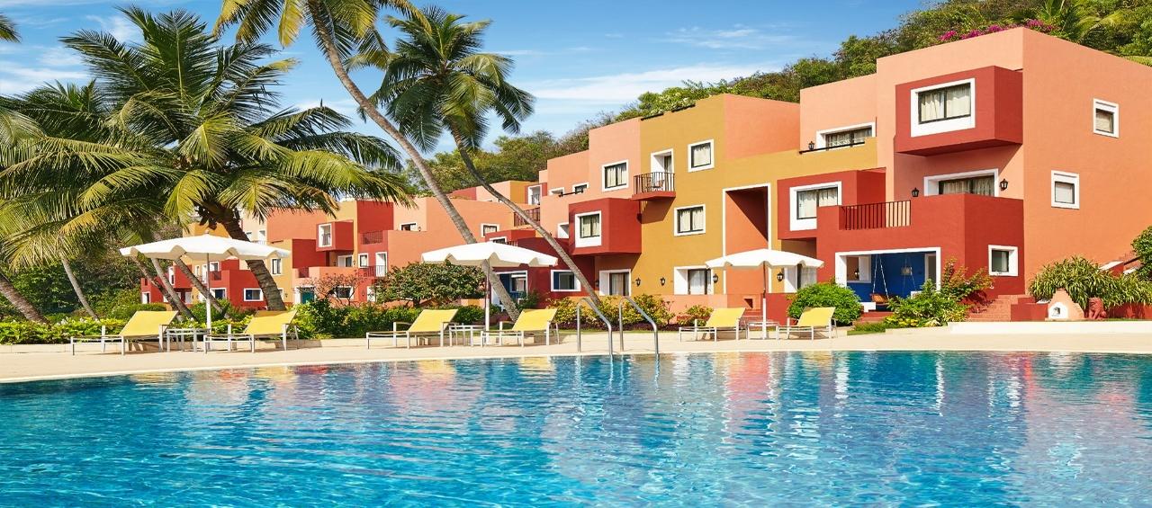 Simply Goa With Cidade De Goa 3N4D