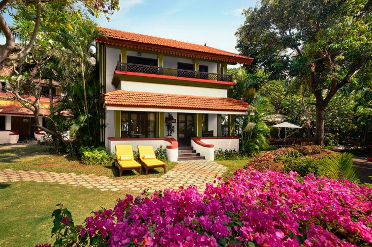 Simply North Goa Taj Holiday Village Resort and Spa