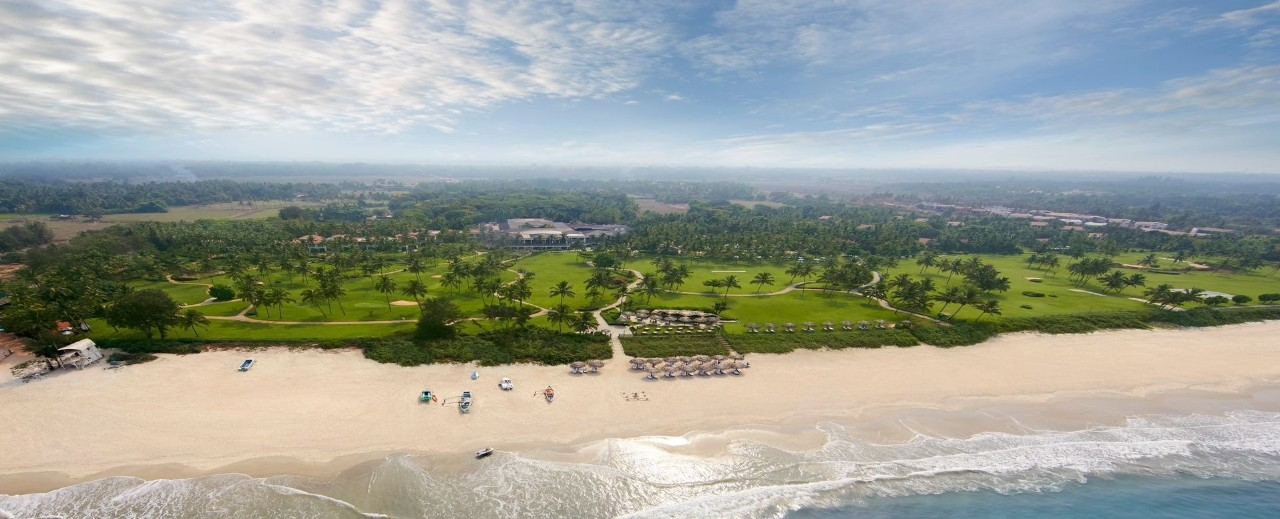Simply Goa Taj Exotica Resort and Spa 3N4D