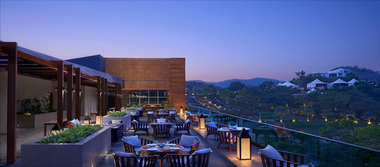 Simply Udaipur Taj Aravali Resort and Spa