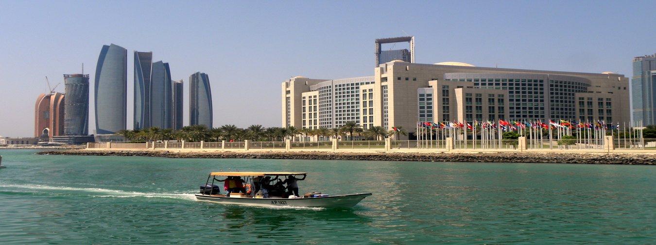 Luxury in Abu Dhabi with Anantara Eastern Mangroves Hotel and Spa