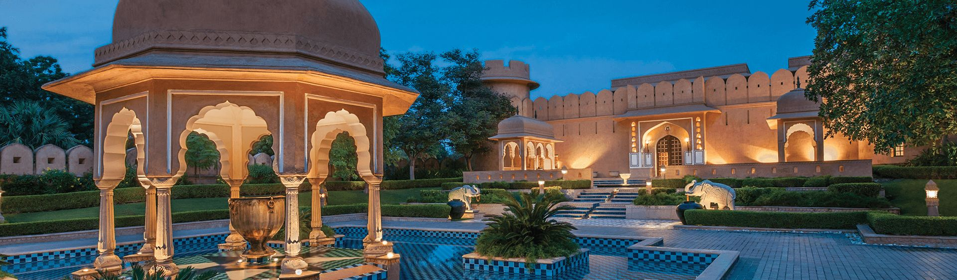 Simply Jaipur With The Oberoi Rajvilas - Self Drive Tour