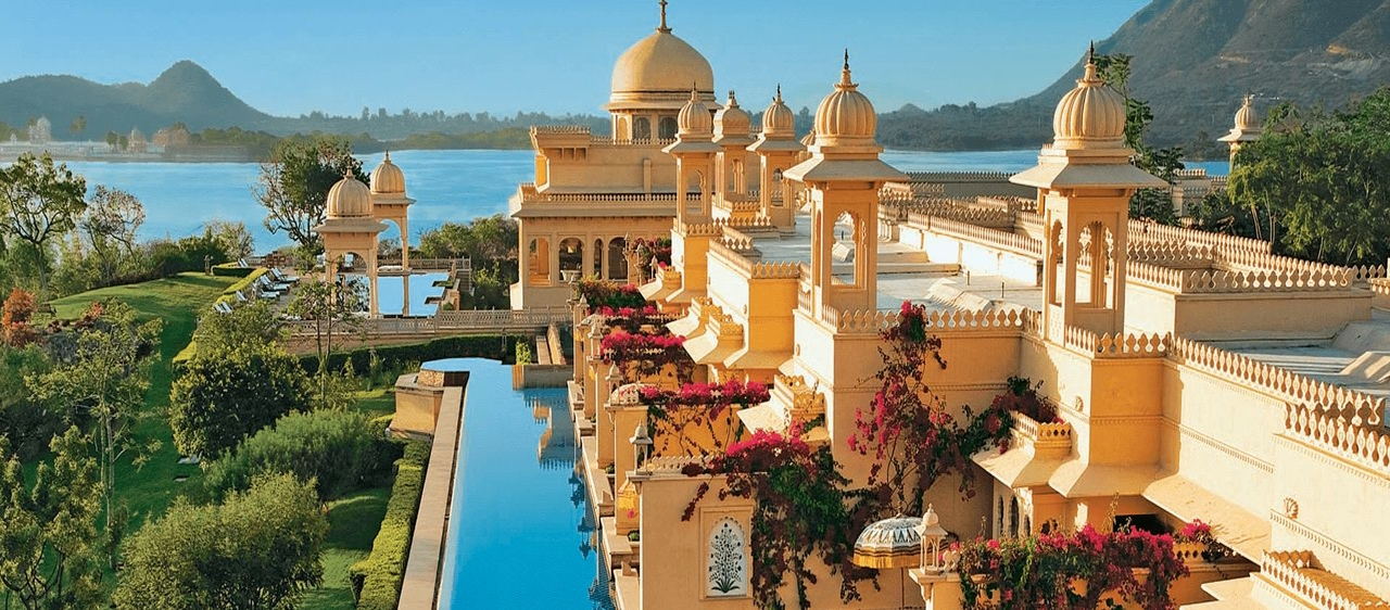 Simply Udaipur With The Oberoi Udaivilas - Self Drive Tour