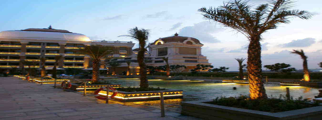 ITC Hotel + 2 Nights Chennai-High Seas-Chennai Jalesh Cruise