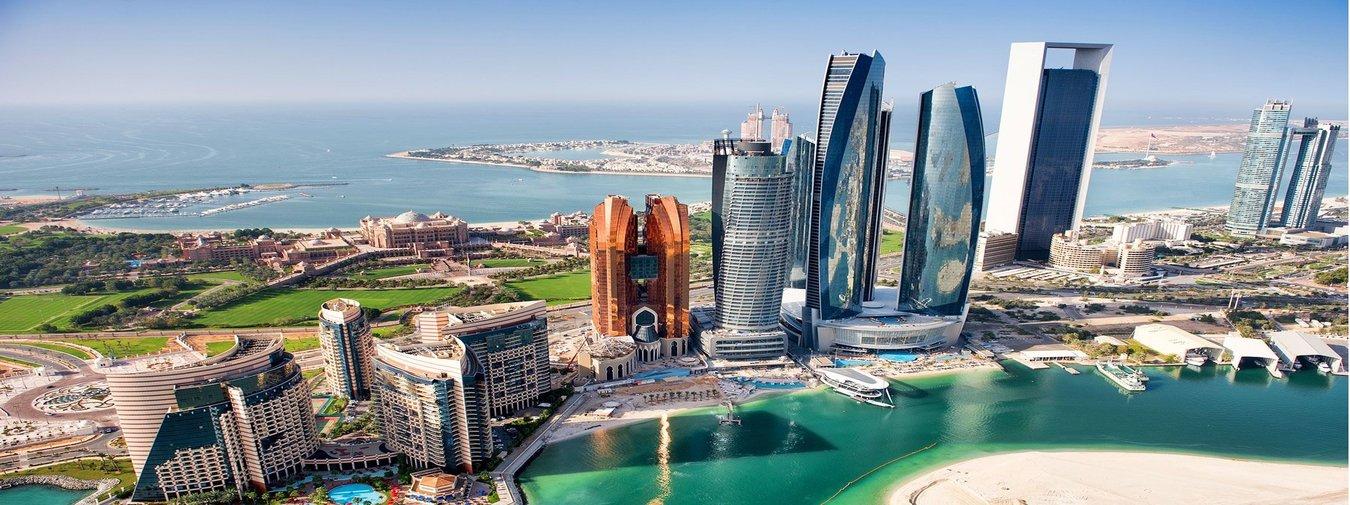 Luxury in Abu Dhabi with Fairmont Bab Al Bahr