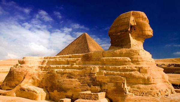 Egypt  with 4 Days Nile Cruise