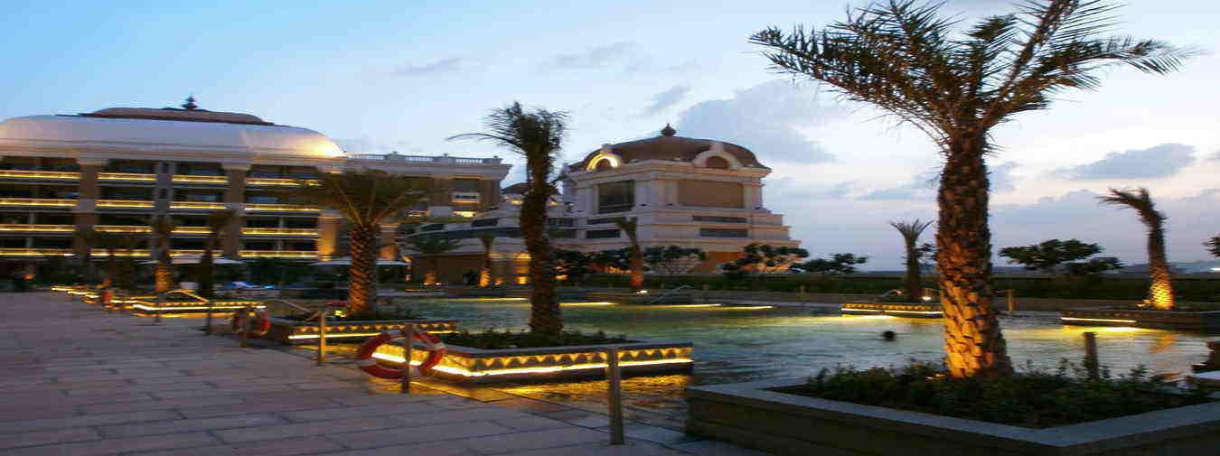 ITC Hotel + 3 Nights Jalesh Cruise to Sri Lanka