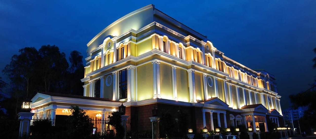 Simply Bhubaneswar with Mayfair Convention Ex - Bhubaneswar