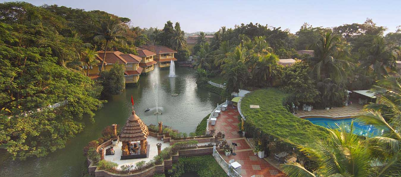 Simply Bhubaneshwar with Mayfair Lagoon Ex - Bhubaneshwar