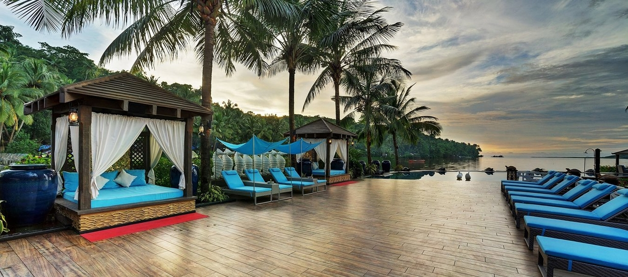 Simply Goa with Mayfair Hideaway Spa Resort Ex - Goa