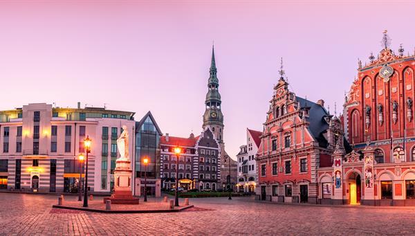 Stunning Baltics