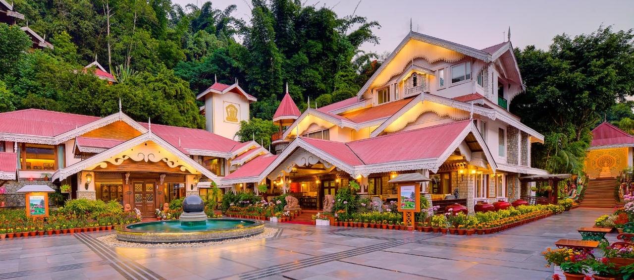 Simply Gangtok with Mayfair Ex - Bagdogra