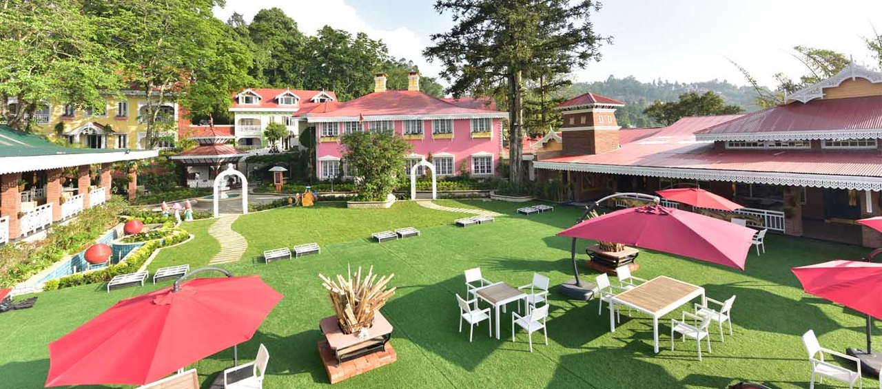 Simply Kalimpong with Mayfair Ex - Bagdogra
