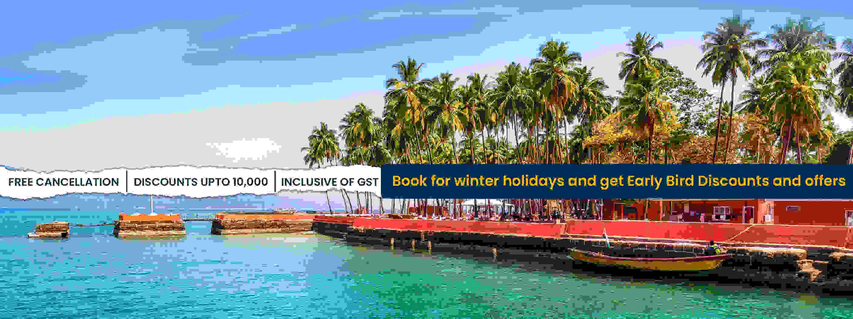 Super saver Andaman With Neil Island