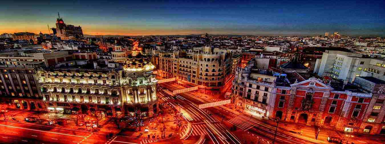 Best of Barcelona - Ibiza - Madrid (Hoenymoon Special)