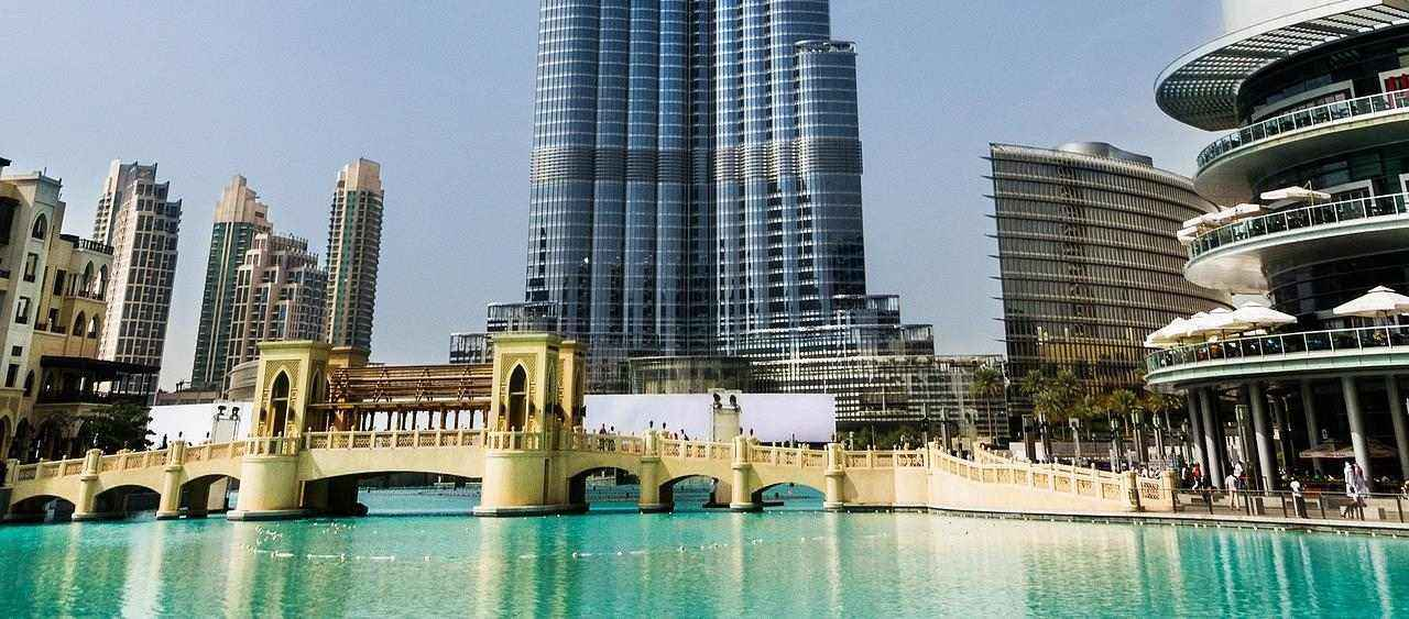 Luxury Dubai with Address Dubai Mall