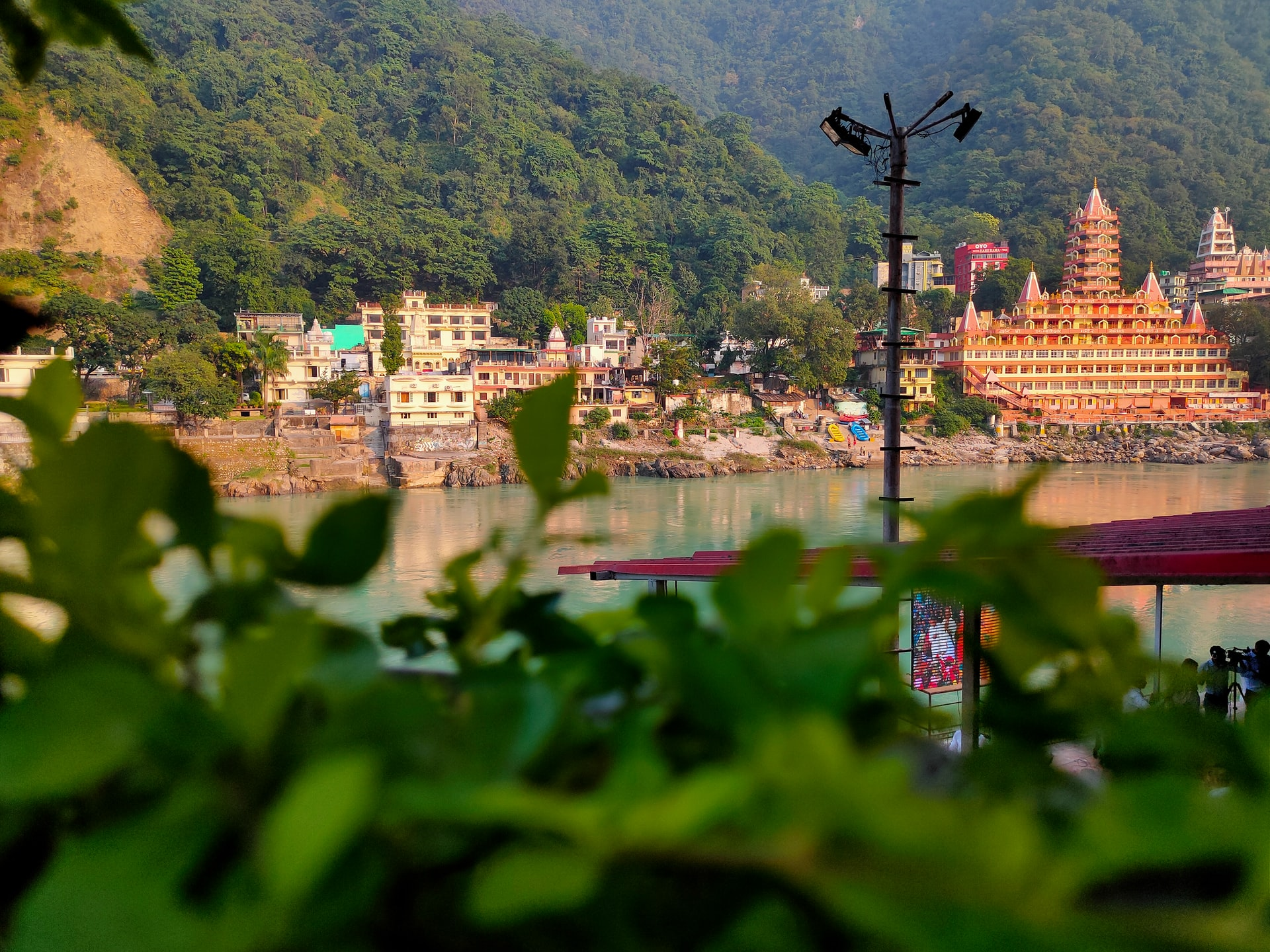 Haridwar with fortune Park