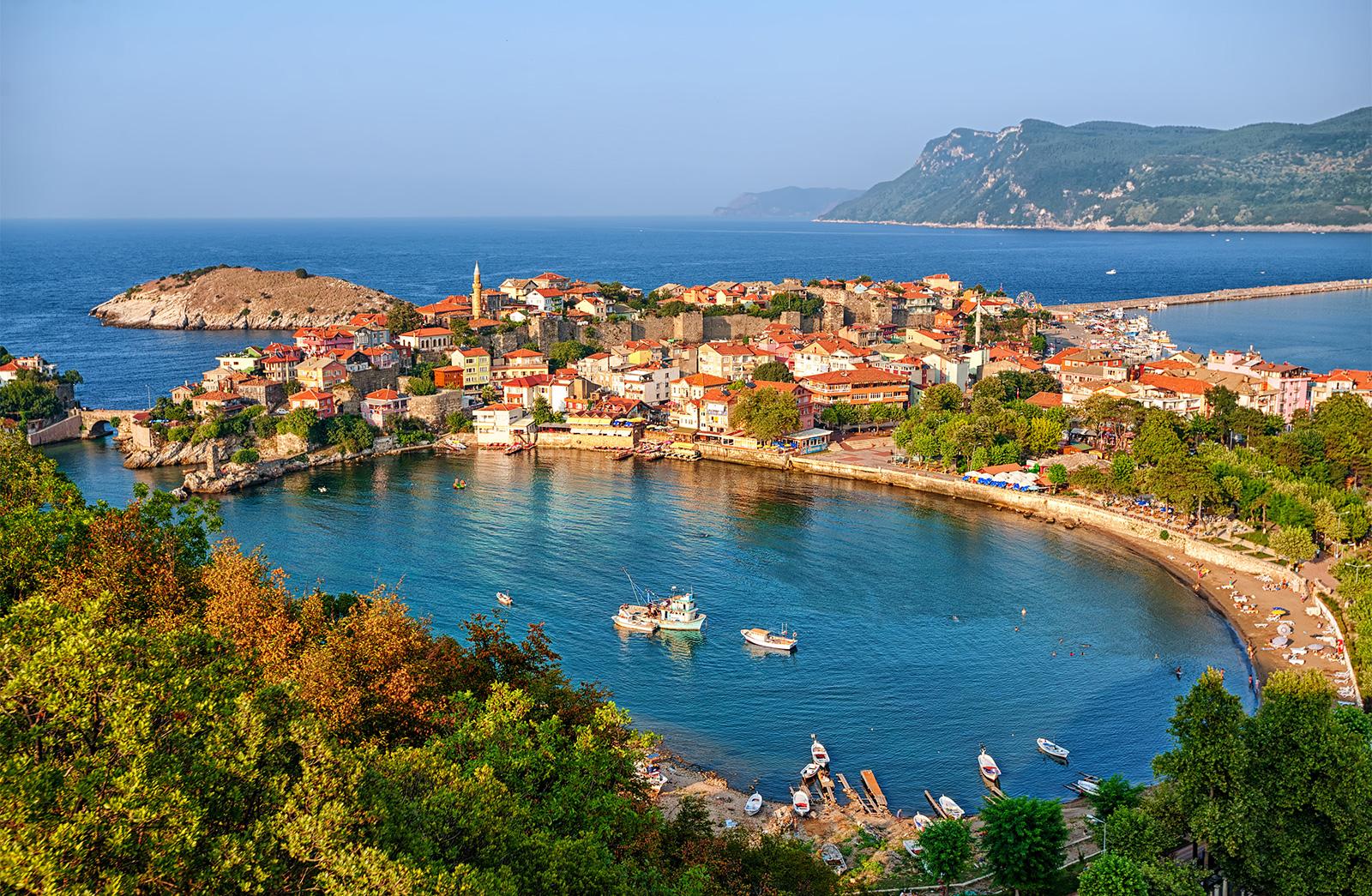 Turkey by Van