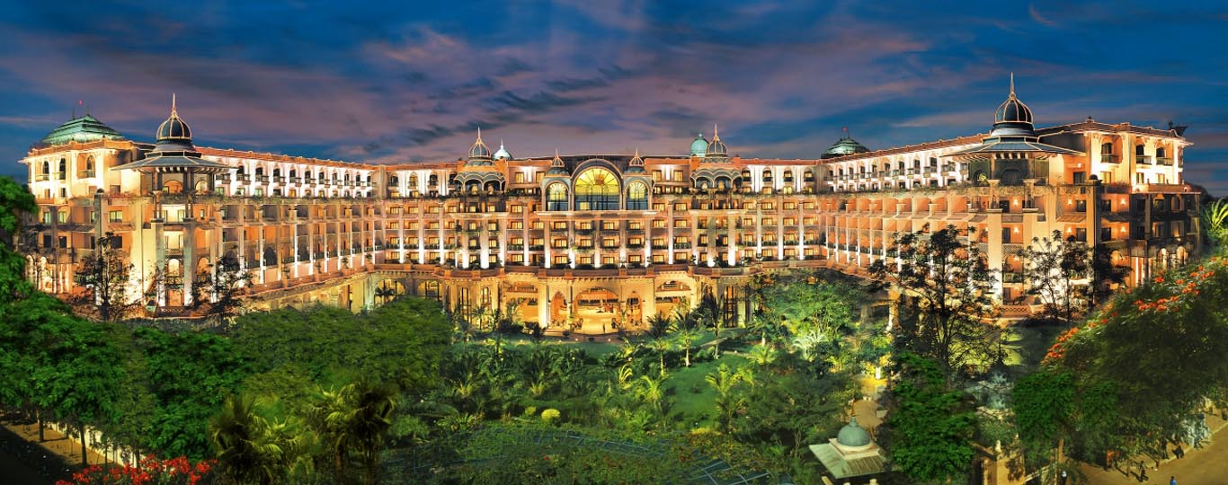 Experience Bangalore with The Leela Palace