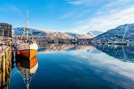 Tromso with Sommaroy Island