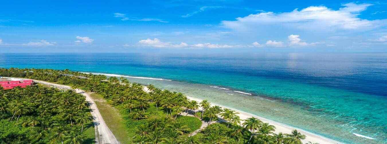 Beautiful Maldives with Meeru Island Resort and Spa
