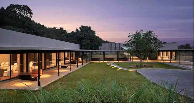 Hilton Shillim Estate Retreat and Spa Self Drive Tour