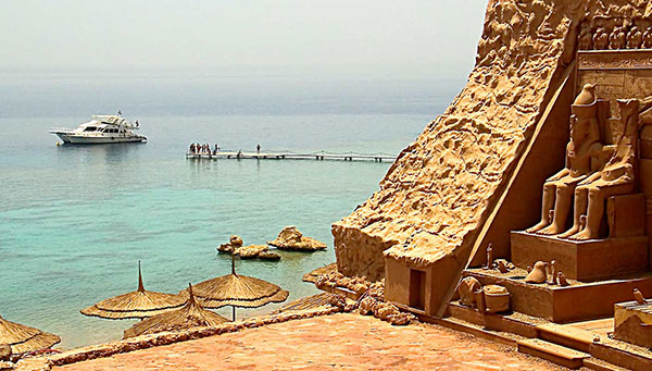 Egypt- Enjoy Culture and Beach