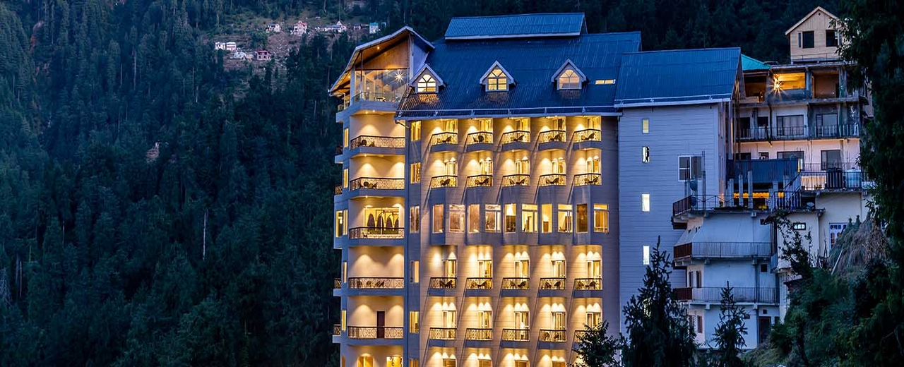 Fortune Park Dalhousie - Self Drive - New year Special