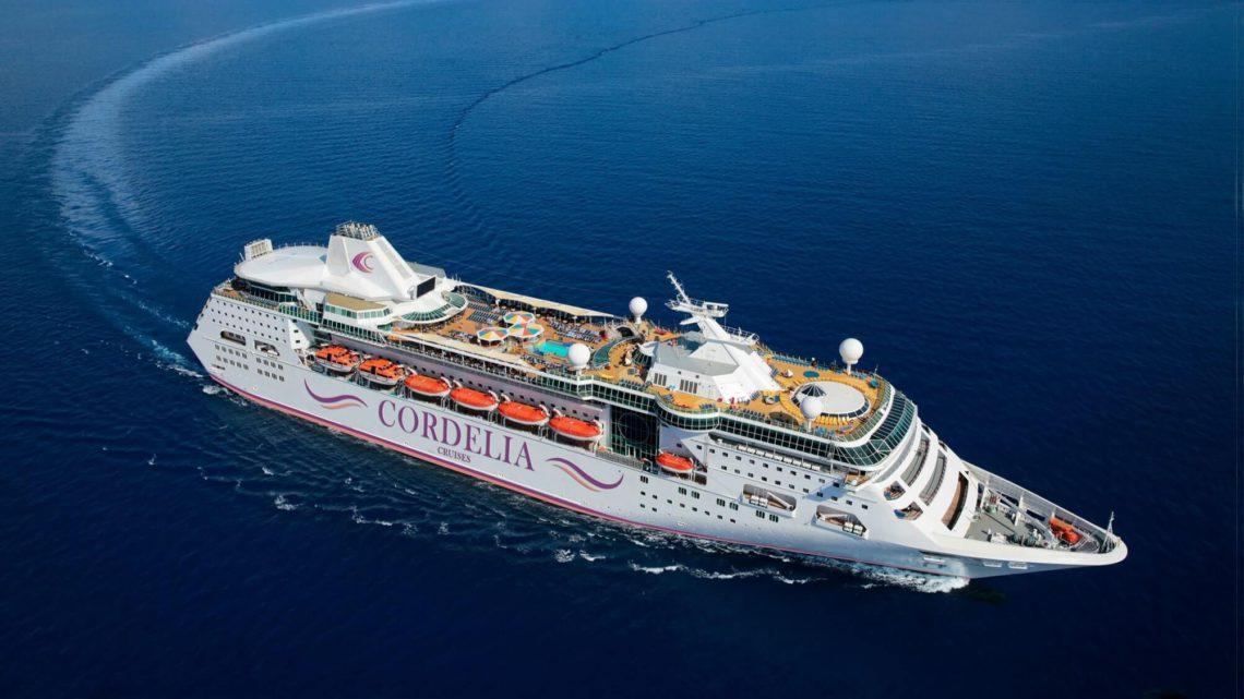 Srilankan Gateway with Cordelia Cruises