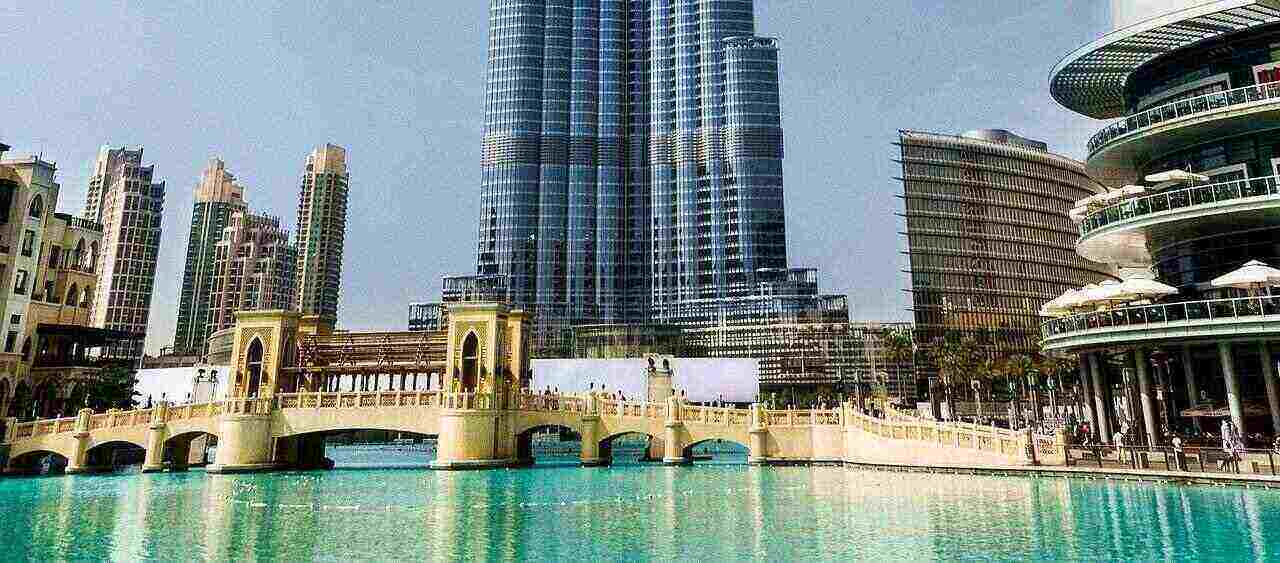 Luxury Dubai with Address Dubai Mall