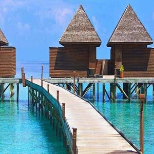 Luxury with W Hotel Maldives