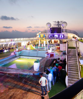 Sail on India's First Luxury Cruise from Mumbai to Goa