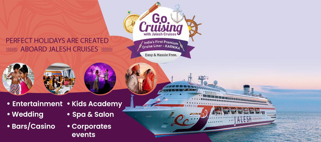 Jalesh Cruise Banner