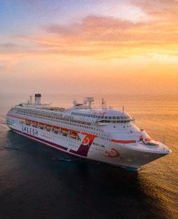 Mumbai-Goa (Mormugao)-High Seas-Colombo-High Seas-Male-High Seas-High Seas-Mumbai