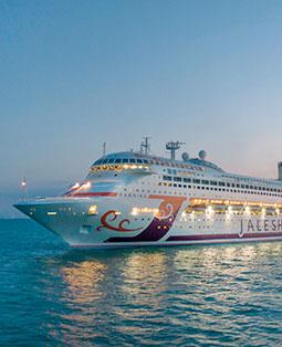 Chennai-High Seas-Galle-Trincomalee-Chennai