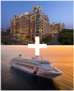 ITC Hotel + 2 Nights Chennai-High Seas-Chennai Jalesh Cruise