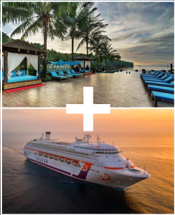 Mayfair Hotel + 3 Nights Jalesh Cruise to Mumbai