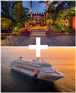 Mayfair Hotel + 4 Nights Jalesh Cruise to Lakshadweep